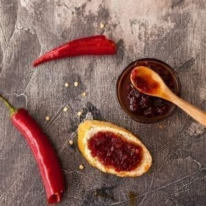 Dulceata de ardei iute produs traditional romanesc #autenticro.eu 1