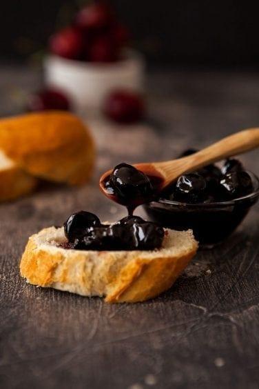 Dulceaţă de cireşe amare (4*210g)