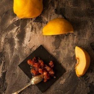 Dulceata de gutui produs traditional romanesc #autenticro.eu 1