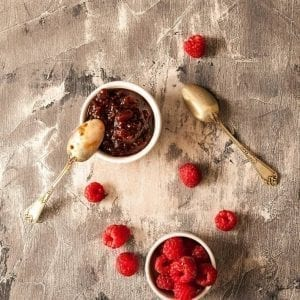 Dulceata de zmeura produs traditional romanesc #autenticro.eu 1