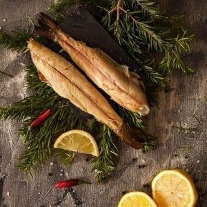 Pastrav afumat produs traditional romanesc #autenticro.eu 1