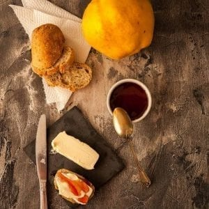 Peltea de gutui produs traditional romanesc #autenticro.eu 1