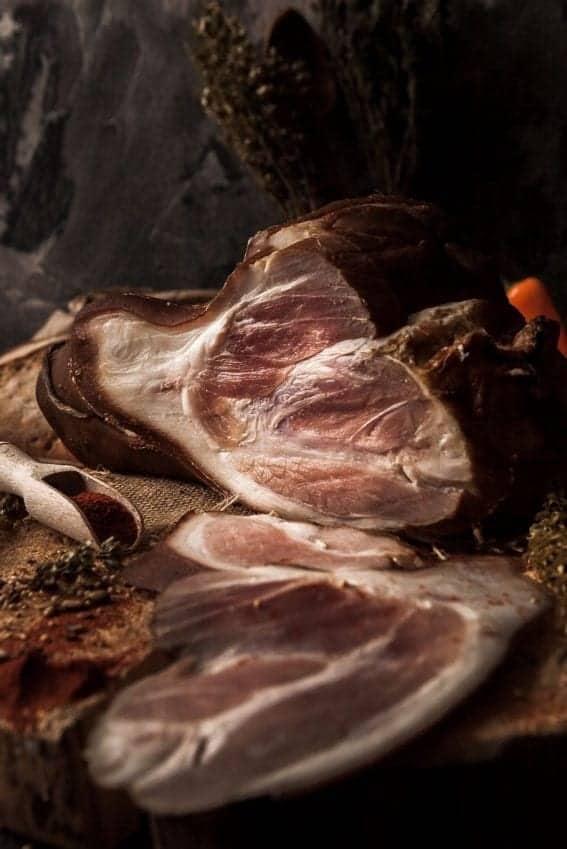 Rasol afumat de porc (1.2-1.6 kg)