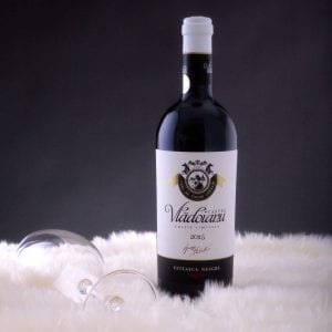 Castel-Vladoianu-Cotnari-vin-rosu-sec-Vinuri-romanesti #AutenticRo-1