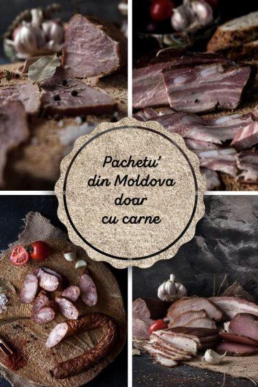 """Pachetu' din Moldova"" – doar cu carne"