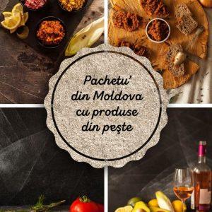 Pachetu' din Moldova Produse traditionale romanesti din peste pastrav afumat montan traditional #autenticro.eu